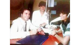 El debut de Tinelli en la radio en 1981: qué carrera estudió antes de ser famoso