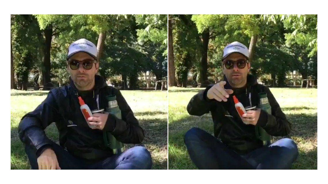 Kevin Johansen parodió Despacito y le cantó a los mosquitos.