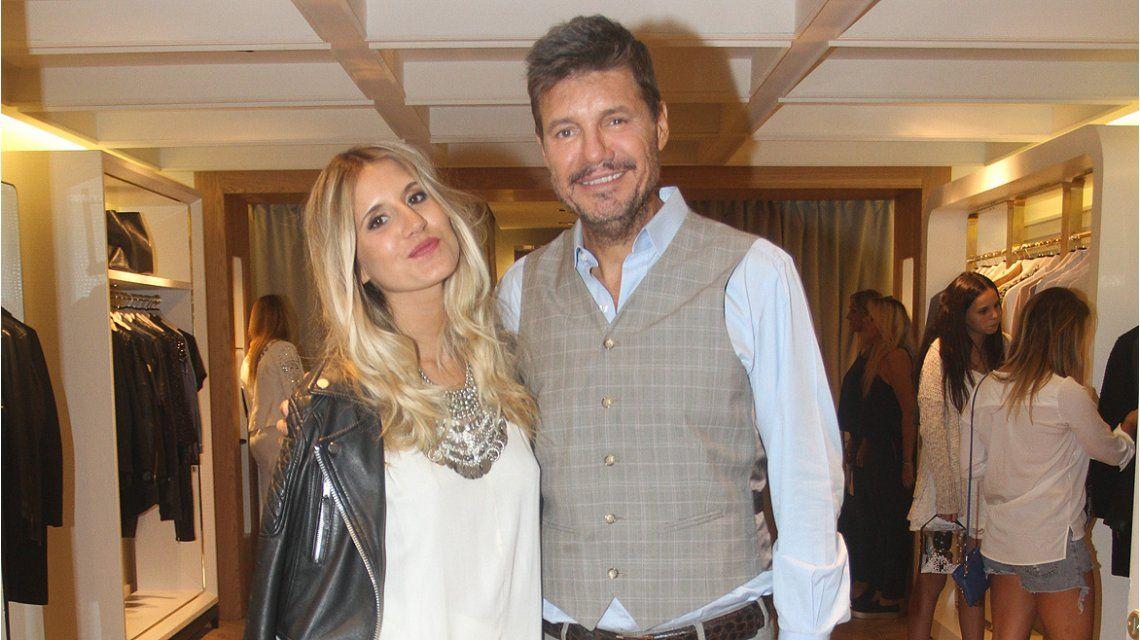 Marcelo Tinelli apoyó a Micaela tras las acusaciones de plagio