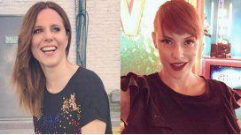 Terrible cruce de Agustina Kämpfer y Connie Ansaldi en televisión