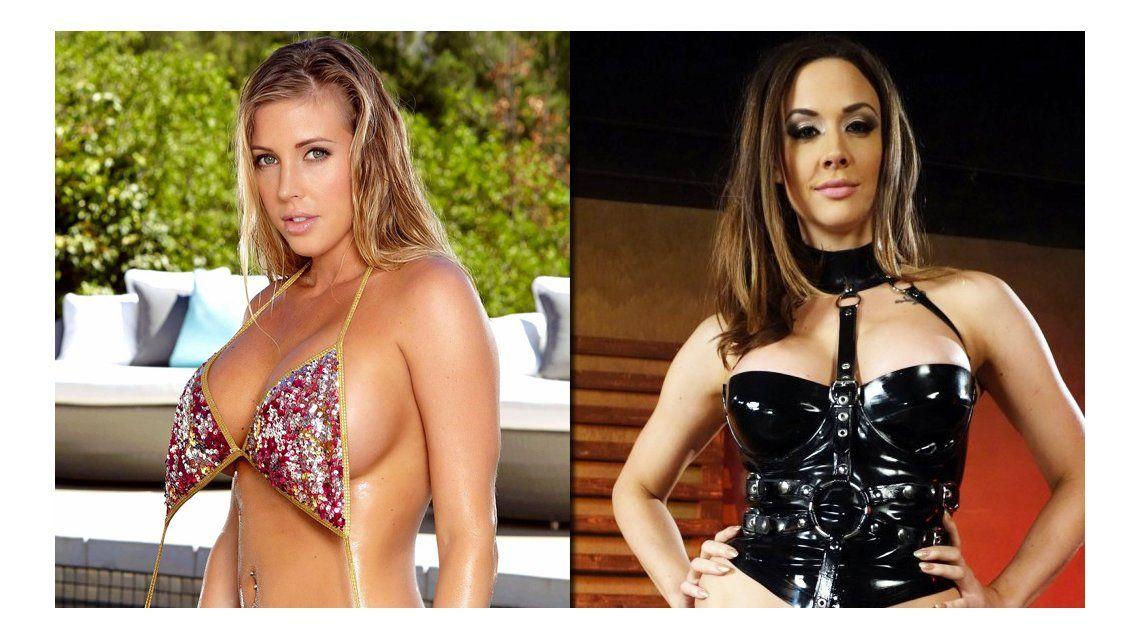 Las fotos de las actrices porno sin maquillaje