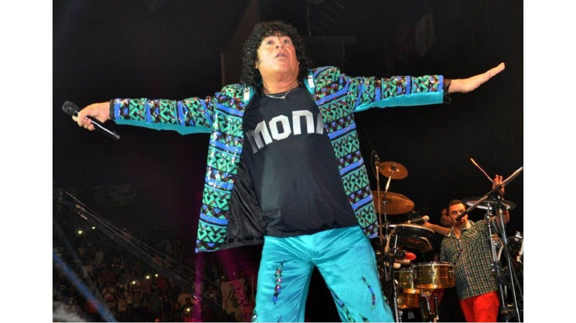 La Mona Jiménez habló tras la muerte de un fan en un show