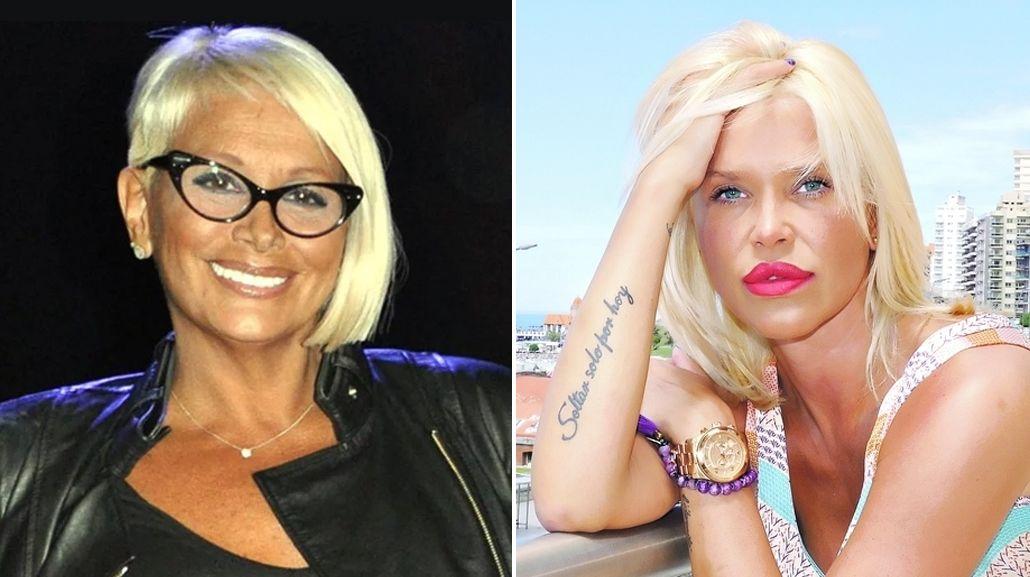 Carmen Barbieri le respondió a Nazarena Vélez por sus insultos a Fede Bal