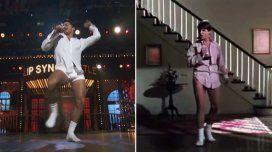 Ricky Martin parodió a Tom Cruise en calzoncillos