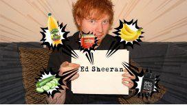 Qué pidió Ed Sheeran para el camarín de su show en Argentina