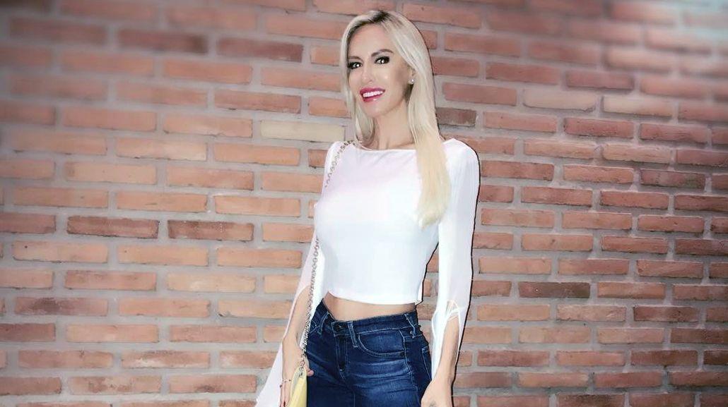 Luciana Salazar desmintió rumores de embarazo y separación