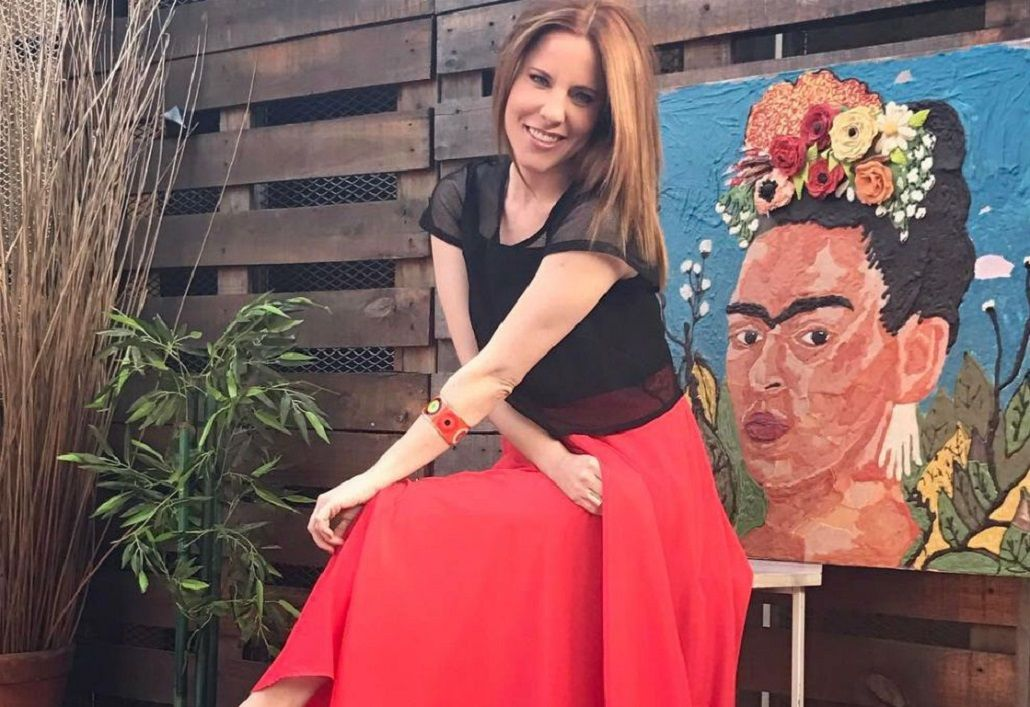 Agustina Kämpfer está embarazada de un nene