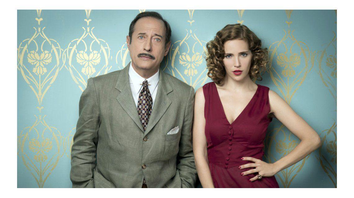 Guillermo Francella y Luisana Lopilato en Los que aman