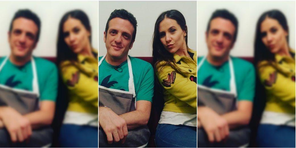 Julieta Camaño y Mauro Szeta