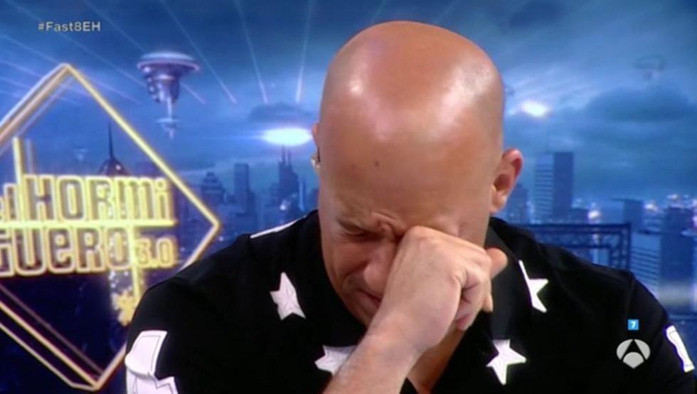 Vin Diesel recordo a Paul Walker