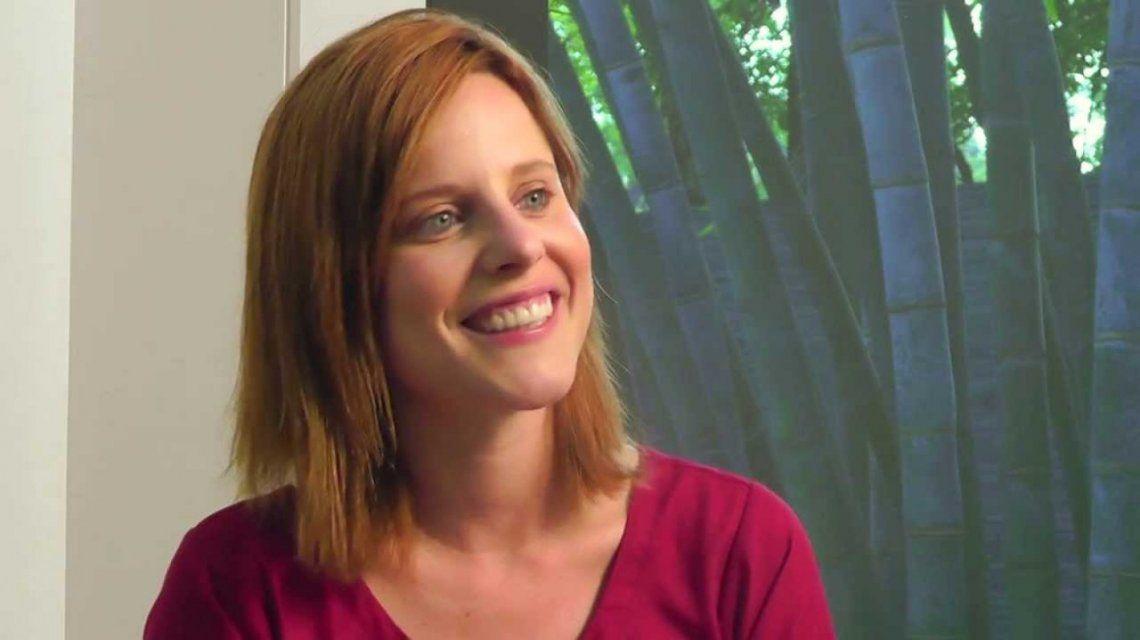 Agustina Kämpfer confirmó su embarazo: Estoy feliz