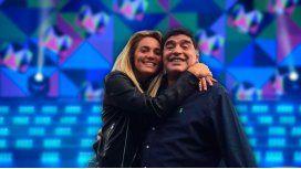 Rocío Oliva, afuera del Bailando y separada de Maradona.