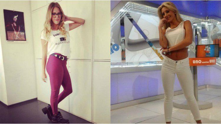 Nati Jota se burló de Sol Pérez por la picadura de la abeja