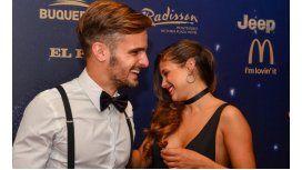 Quién es el futbolista con el que Barbie Vélez se mostró en Uruguay
