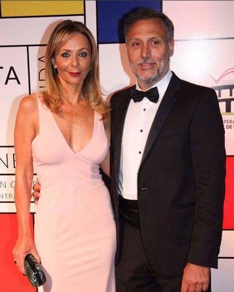 Evelyn y Juan Viaggio
