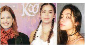 La hija de Andrea del Boca salió a contestar las acusaciones de su padre