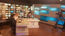 Lucho Avilés volvió a la tele con Indiscreciones en CN23