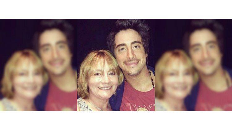 La madre de Santiago Vázquez le recordó una sentida carta