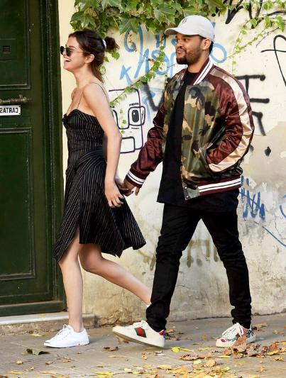 Selena Gomez estuvo en Buenos Aires y estallaron los hashtags