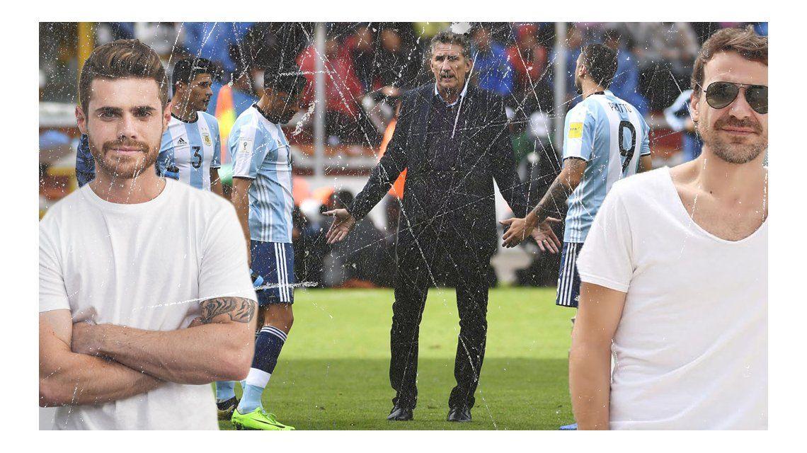 La bronca de los famosos por la derrota ante Bolivia