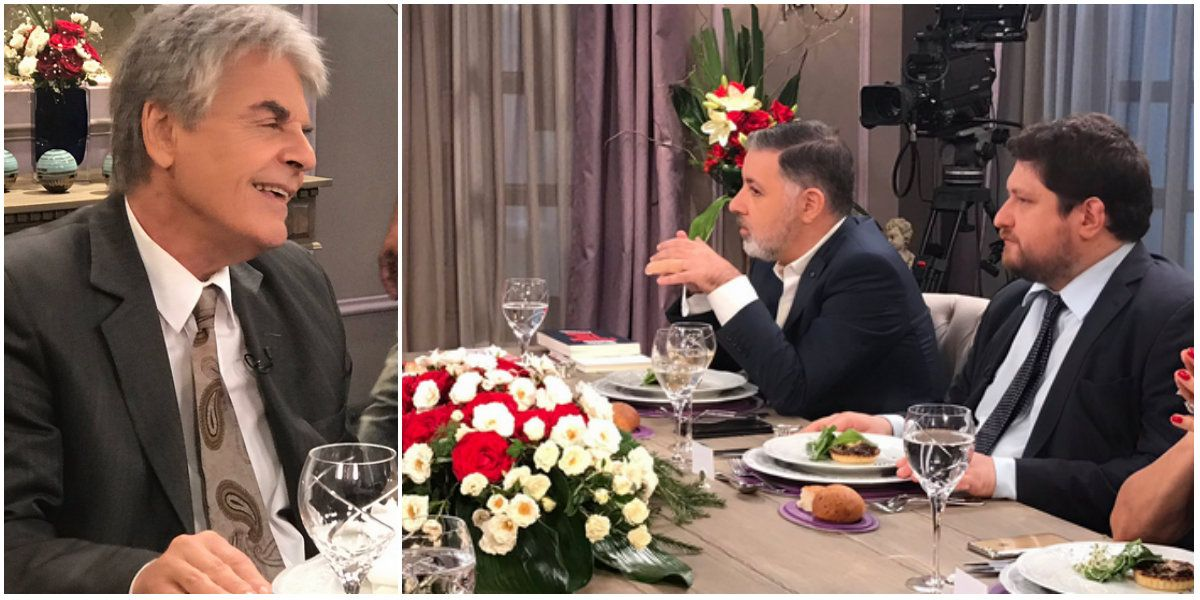 Raúl Rizzo discutió con Nicolás Winazki