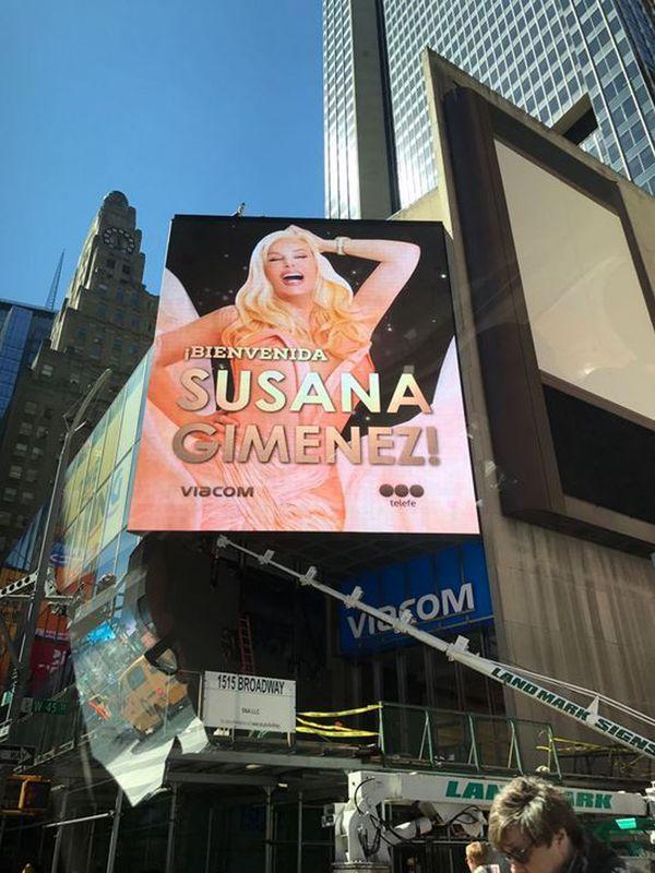 Susana en Nueva York