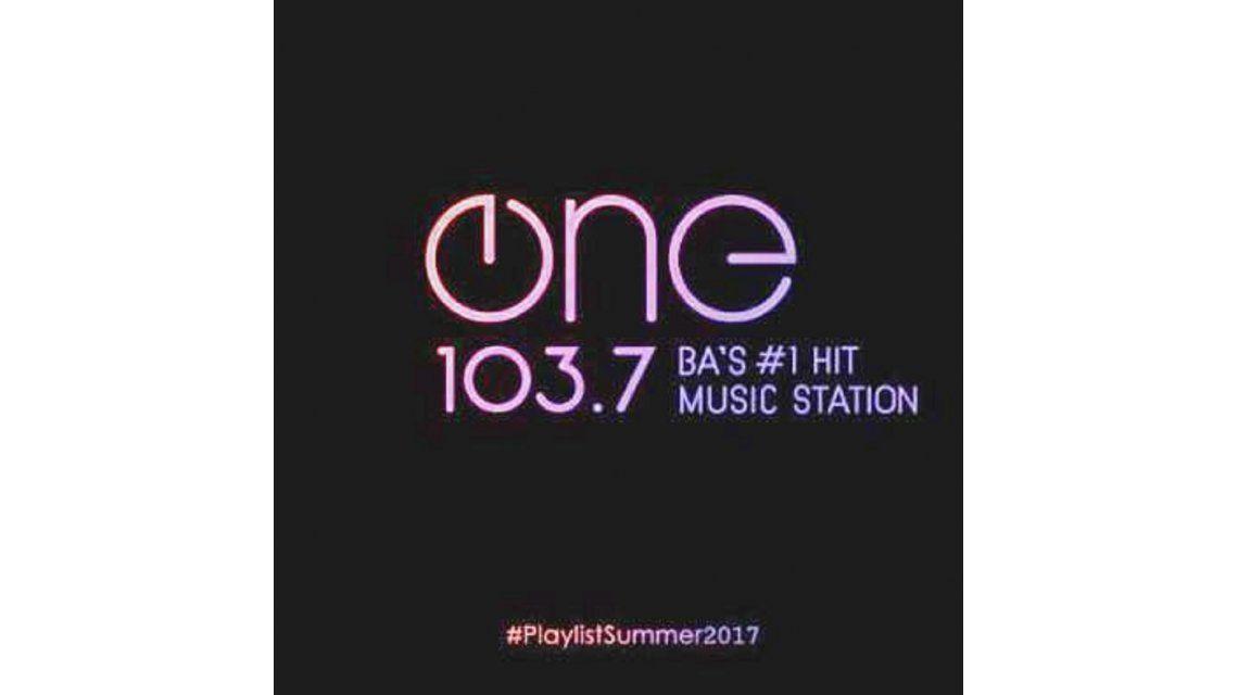 El primer disco de ONE 103.7