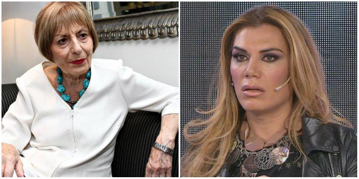 Flor de la Ve, distanciada de la madre de Jorge Ibáñez ¿por temas de dinero?