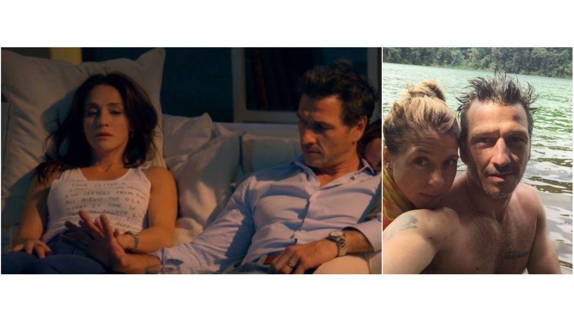 La famosa escena de Carolina y Damián en ADDA
