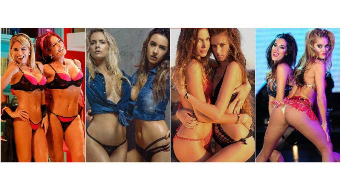 Día del hermano: ¿cuáles son las más sexies de Argentina?
