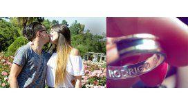 Rodrigo Noya se comprometió con Sofía Sorrenti