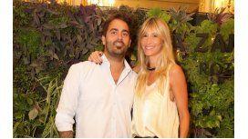 Sole Solaro, acaramelada con su novio en un evento de Sofía Zámolo: las fotos del romance