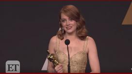 Qué dijo Emma Stone por el papelón de los Oscar y qué pasó con el sobre del error