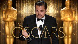 Leonardo DiCaprio, premiado como Mejor Actor en los Oscars 2016