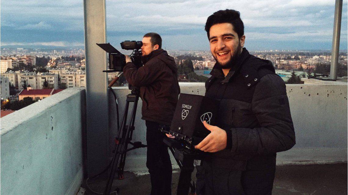 Oscar 2017: Khaled Khateeb