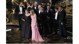 Oscar 2016: los principales ganadores