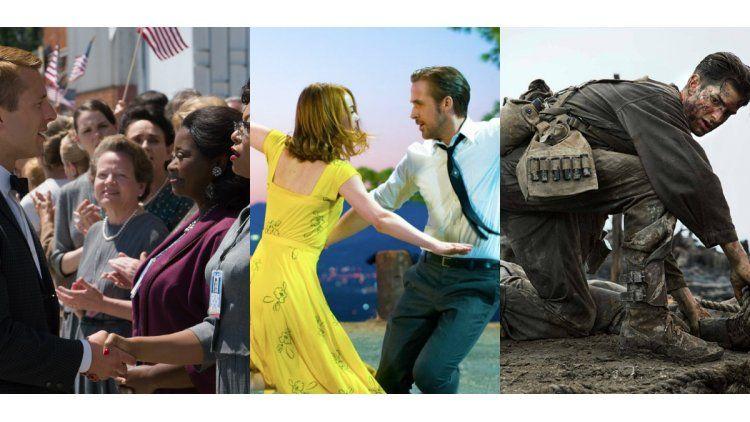 Oscar 2017: ¿a qué películas pertenecen estas imágenes?
