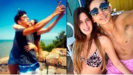 Rodrigo Noya y su novia serán papás de un varoncito