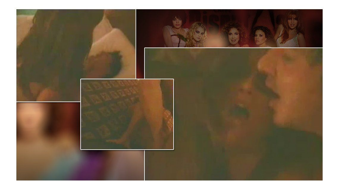 Florencia Peña y Damián de Santo tuvieron sexo en Disputas