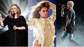 Grammy 2017: ¿Cuál es la canción del año?