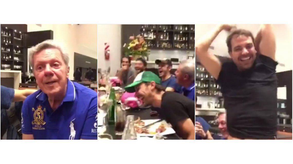 Pedro subió el video a Instagram