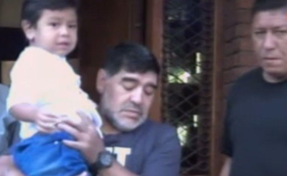 Diego y Dieguito Fernando