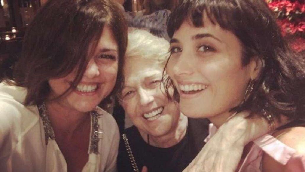 La mamá de Araceli González