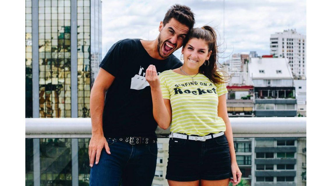 Juan y Sofía ya están en One 103.7