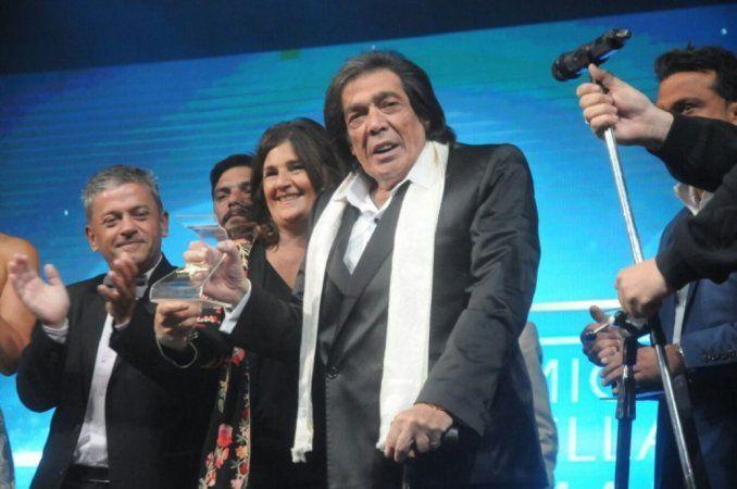Cacho Castaña ganó el Estrella de Mar de Oro 2017