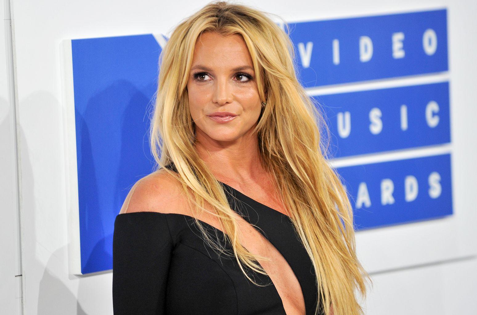 El mal momento de Britney Spears