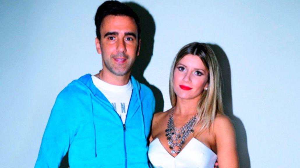 El inesperado encuentro de Laurita Fernández y Fede Hoppe