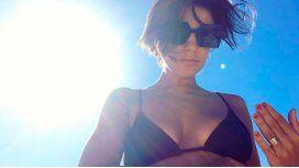 Las postales sexies de Agustina Cherri, de vacaciones en Punta