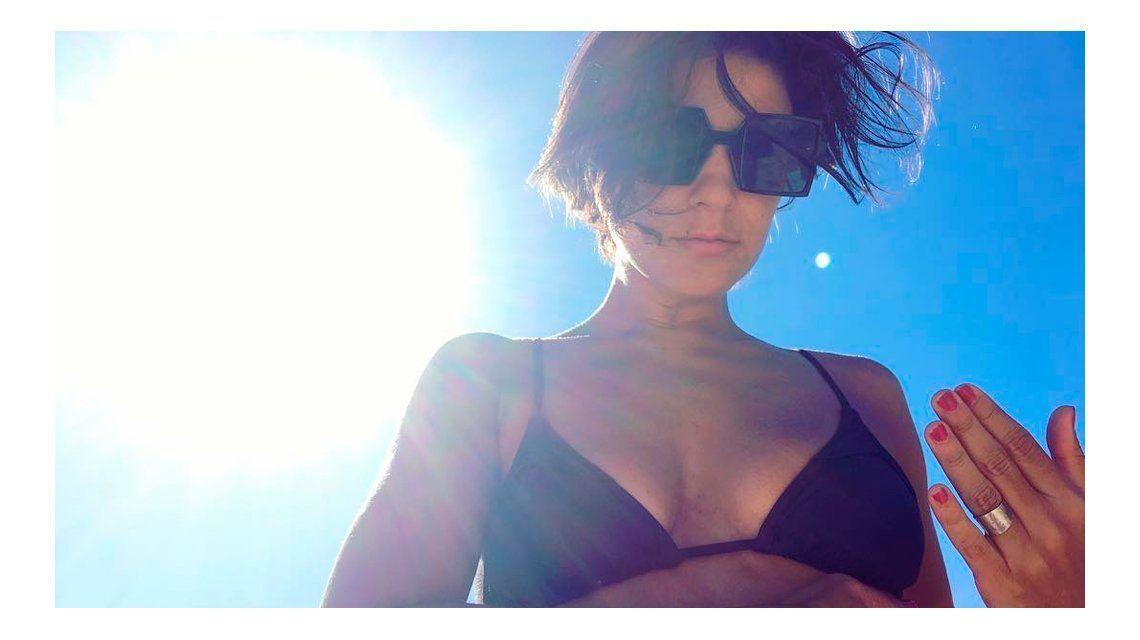 Las postales sexies de Agustina Cherri, de vacaciones en Punta del Este