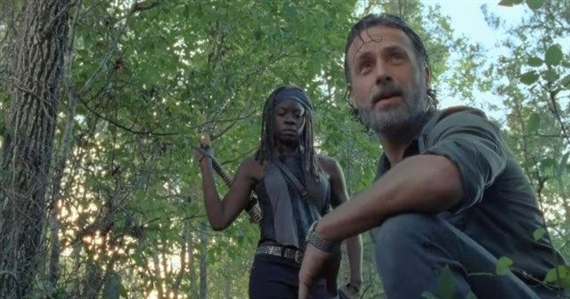 The Walking Dead ya tiene el video promocional de la segunda parte de la temporada 7